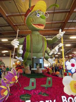 Fiesta Parade Floats