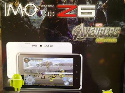 IMO Z6 Harga Spesifikasi Review Kelemahan Kelebihan - Berita Handphone