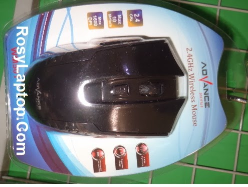 Mouse Wireless Advance