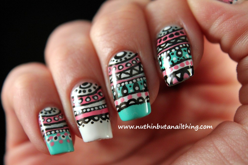 Nuthin But A Nail Thing Barry M Nail Art Pens