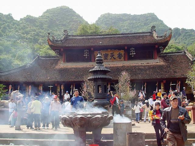 Đi Trẩy hội chùa Hương đầu năm 4