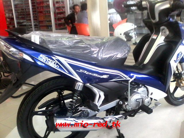 Modifikasi Jupiter Mx Gp