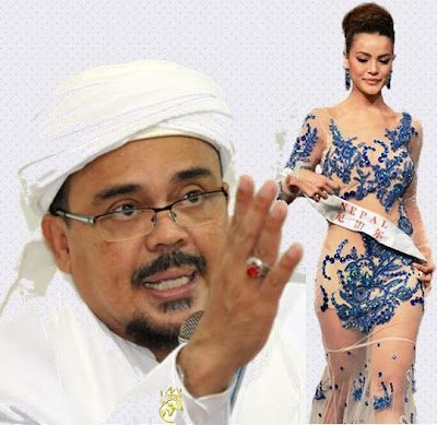 Front Pembela Islam Ancam Bubarkan Miss Word di Indonesia