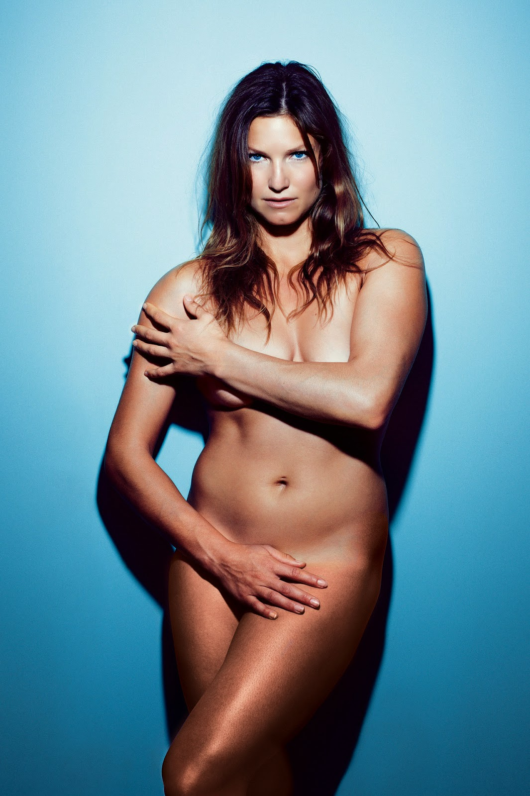 Woman olympians nude