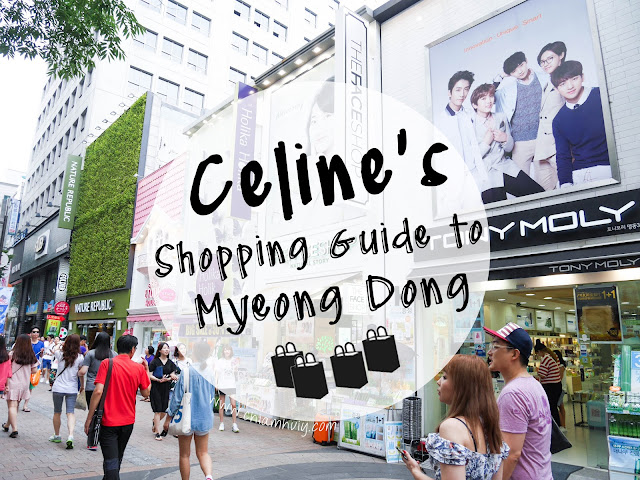 Myeong Dong Shopping Guide 10 Tips and info to know about Shopping