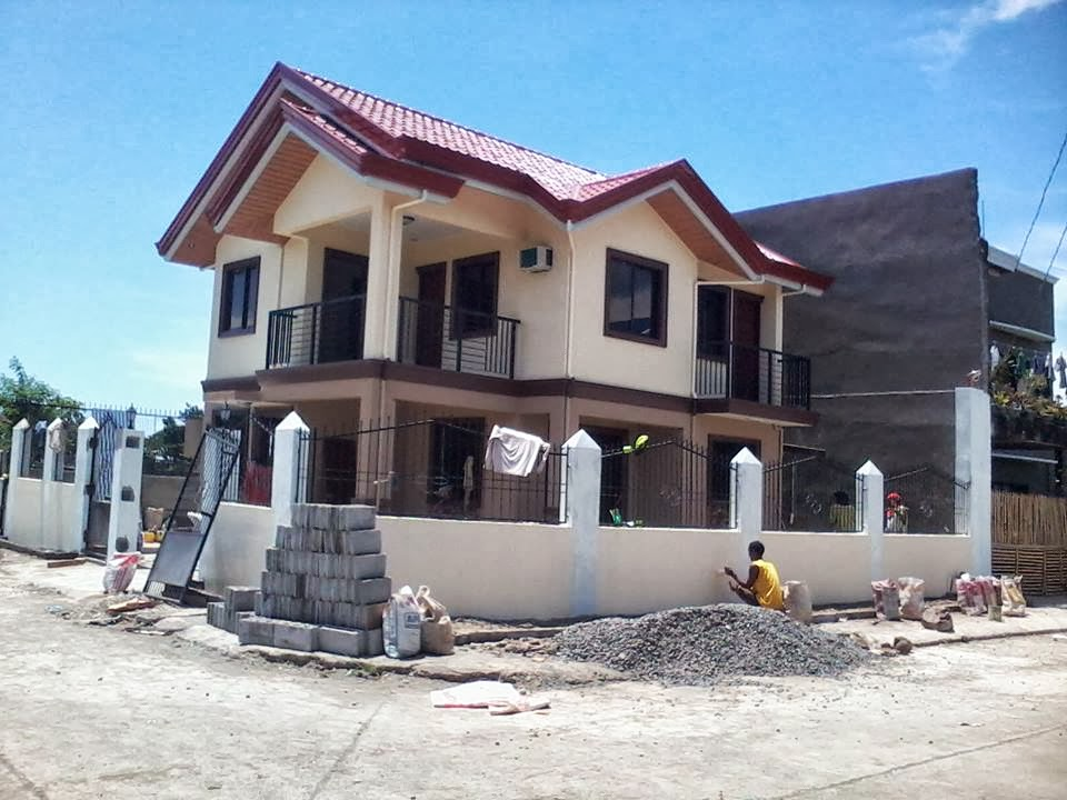Oakwood subdivision house construction project in mongpong for Subdivision home designs