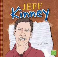 bookcover of Jeff Kinney (Capstone Press)  by Kelli L. Hicks