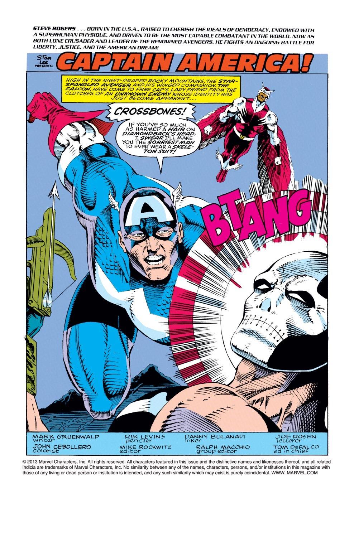 Captain America (1968) Issue #410 #359 - English 2