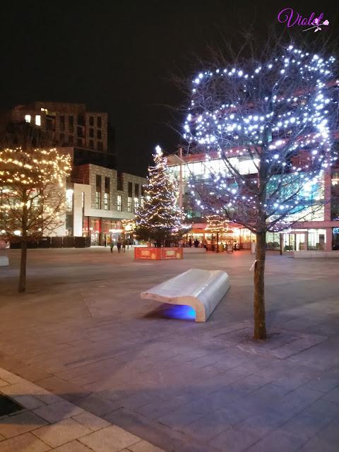 Christmas Southampton guildhall square