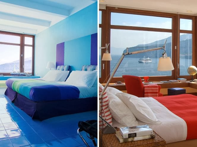The world's most colourful hotels