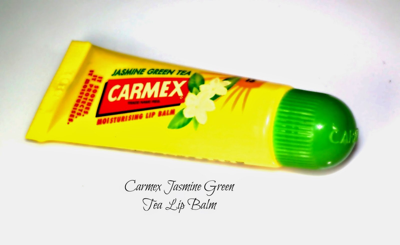 Carmex Jasmine Green Tea Lip Balm Reviews