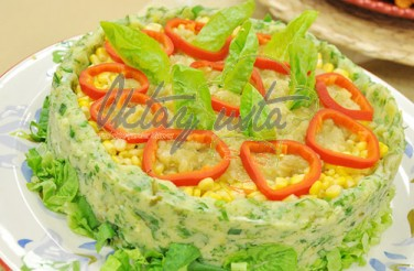Oktay Usta Patates Salatası Tarifi Yeşil Elma