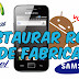Restaurar ROM de Fabrica Galaxy Ace S5830 - S5830L - S5830B [Tutorial Paso a Paso] [ROM One Package]