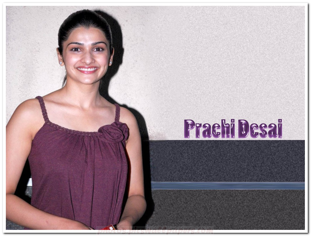 Prachi Desai Hot Kiss