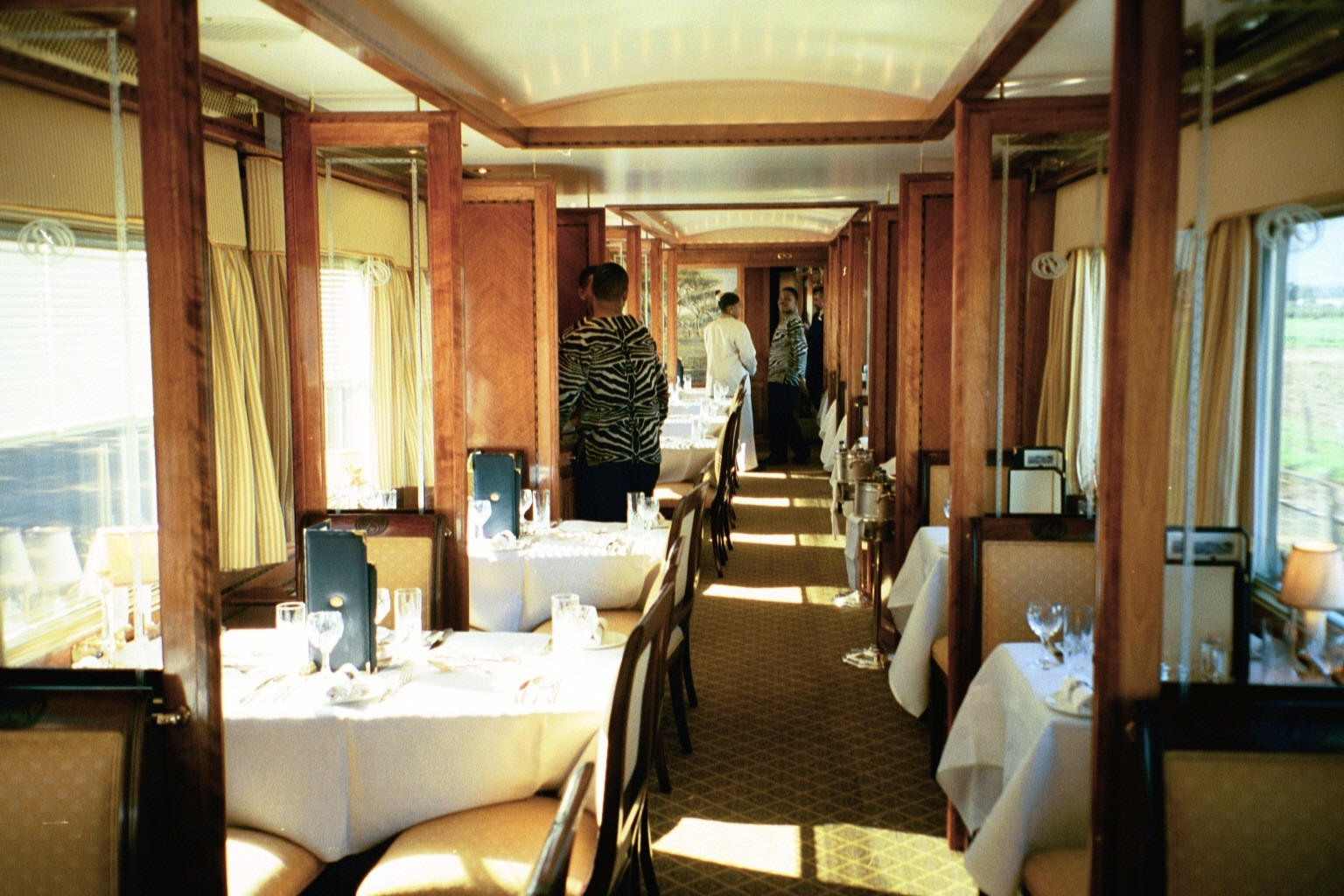 Blue train for Small luxury hotels of the world wiki