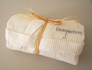 Win a Designer Bath spa robe!