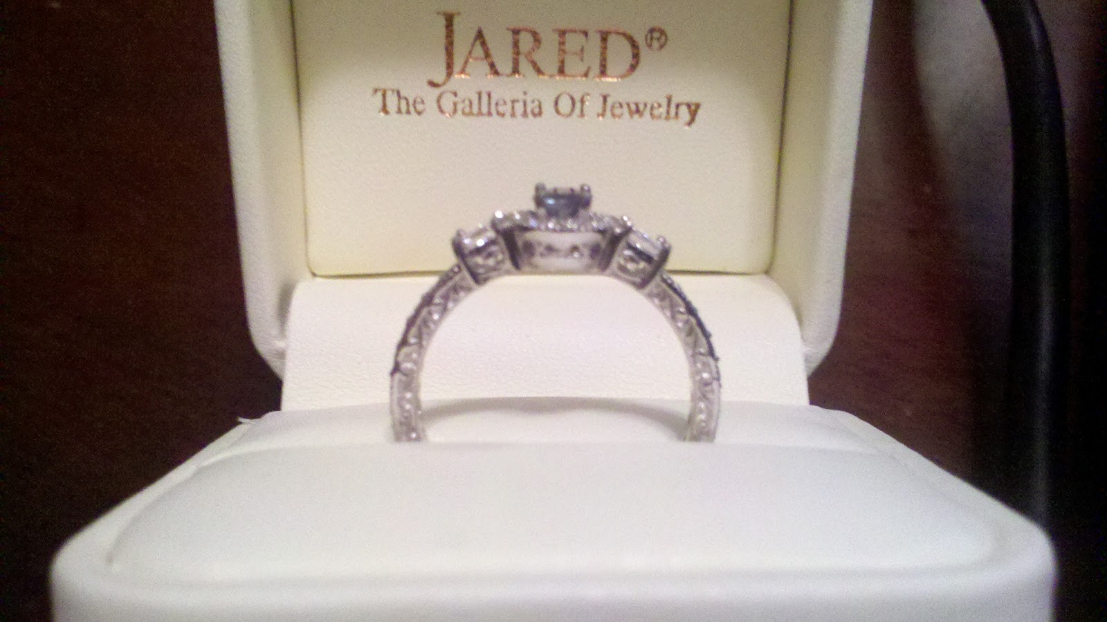 Natural alexandrite ring for Jared galleria of jewelry selma tx