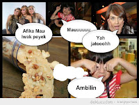 kumpulan gambar lucu afika plesetan parody
