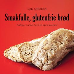 """Boken """"Smakfulle, glutenfrie brød"""" og ny blogg!"""