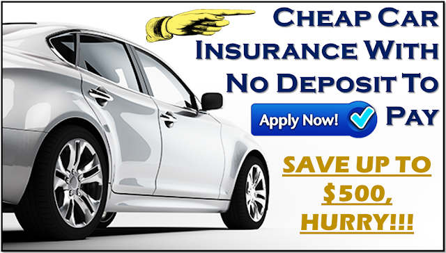 No Deposit Auto Insurance With Bad Credit Online