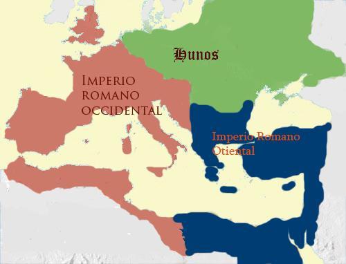 Matrimonio Imperio Romano : Viaje en un trirreme atila rey de los hunos