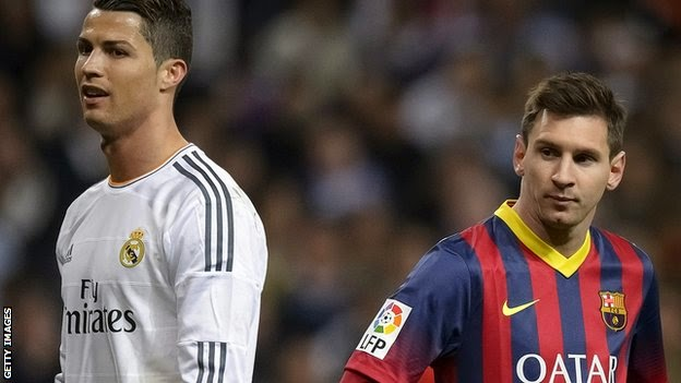 Cristiano Ronaldo and Lionel Messi Could Face Empty Seats