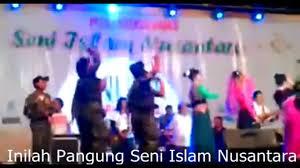 Panggung Seni Islam Nusantara