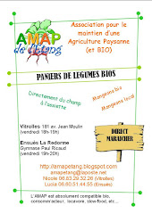 Flyer de l'AMAP