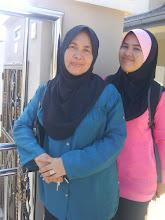 mom and sis :)