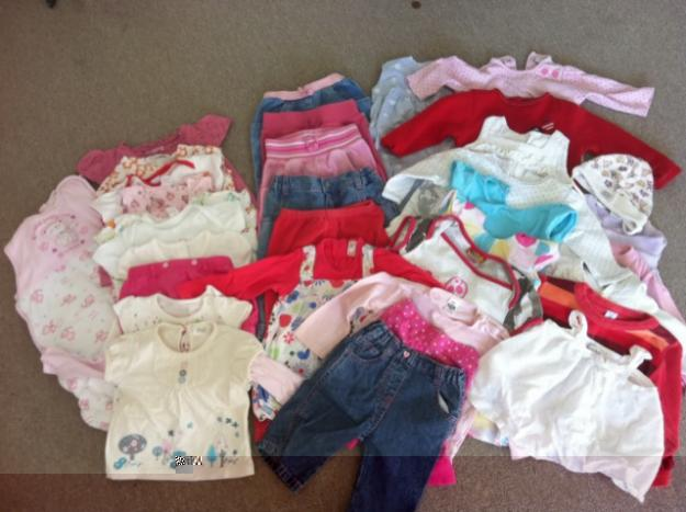 godtoldmetonoise: Baby Clothes On Sale