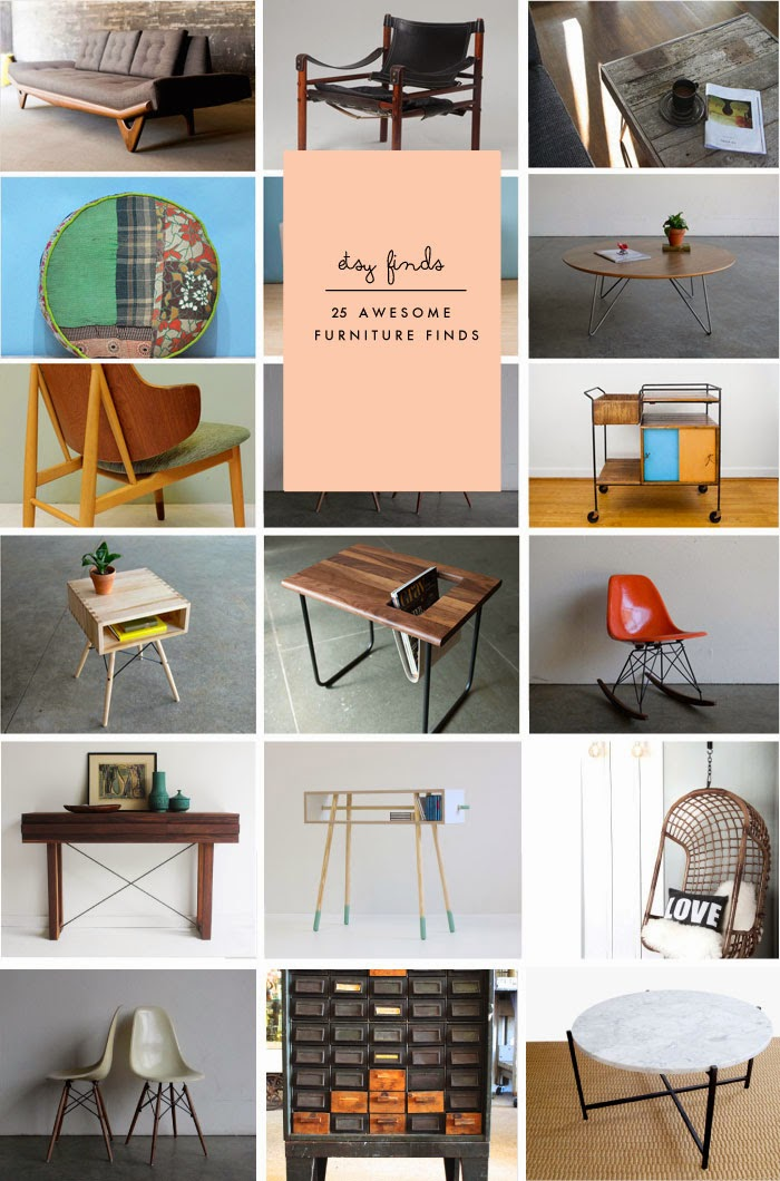 Ever Since We Joined Etsy Pages, Iu0027ve Been Noticing All The Amazing  Furniture Listed There. And Since Then Have Been Bookmarking More And More  Finds ...
