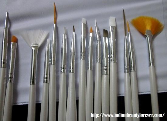 buyincoins nail art brushes