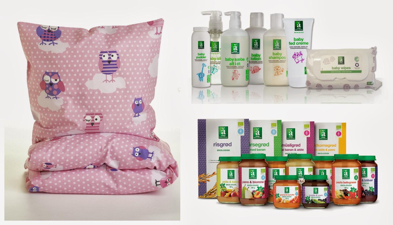 Kira trust: vind en luksus baby pakke fra Änglamark