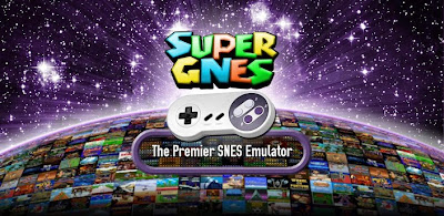 SuperGNES (SNES Emulator) .APK 1.3.8 Android [Full] [Gratis]