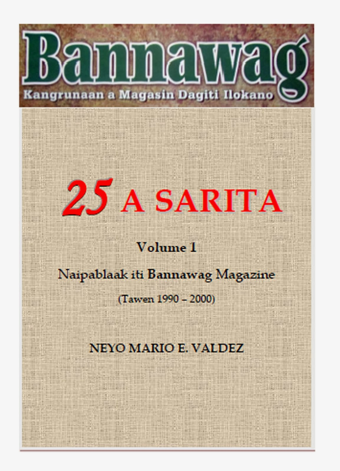 25 a Sarita Vol. 1
