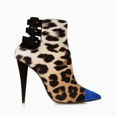 Une bonne tranche de léopard , cuisson bleu s'il vous plaît !