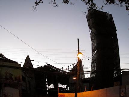 Reconstrucción Parroquia Central 2015