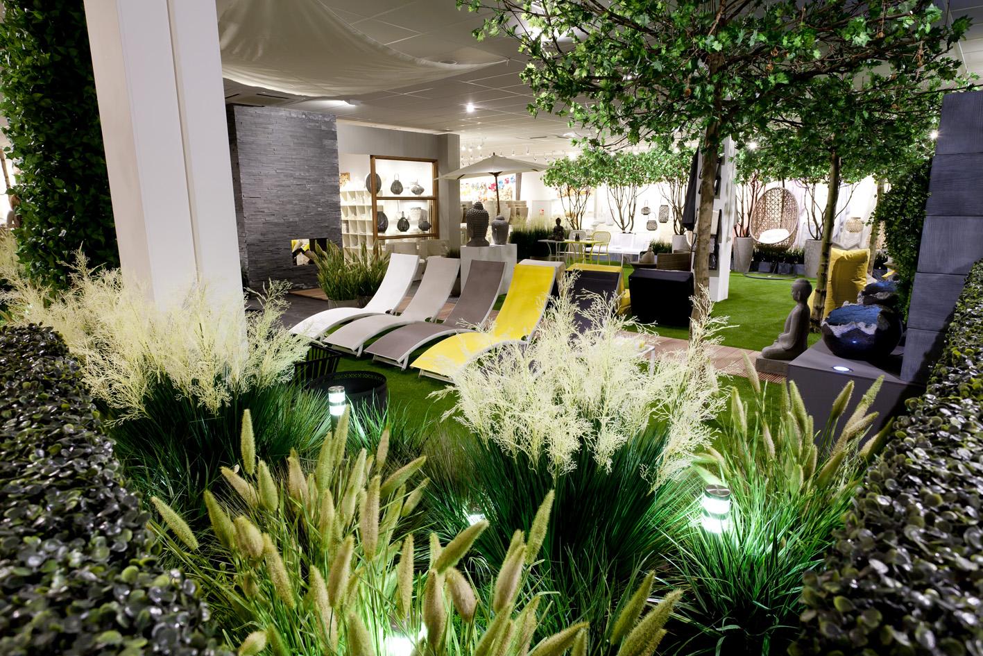 Izaneo l 39 expert du mobilier de jardin for Jardin synonyme