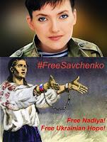 Freedom Nadii Savchenko !