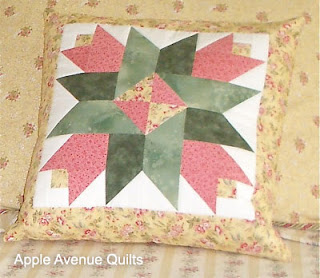 Free Pattern @Apple Avenue Quilts