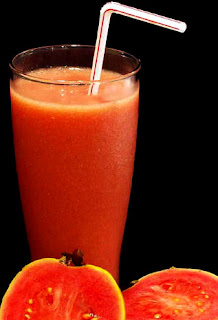 Red Guava Juice Nutrition