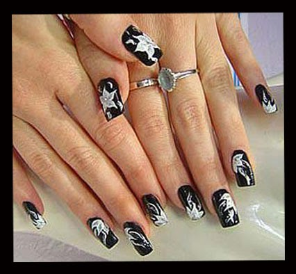 Beautiful Nails Designs Fashion World