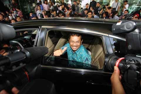 Kronologi Penangkapan Rahmat Yasin oleh KPK