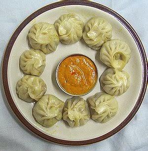 Nepali Momo
