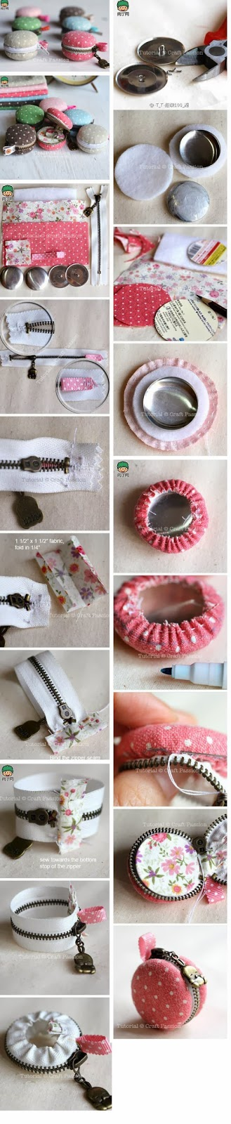 How to Sew a Zipper Pocket Purse