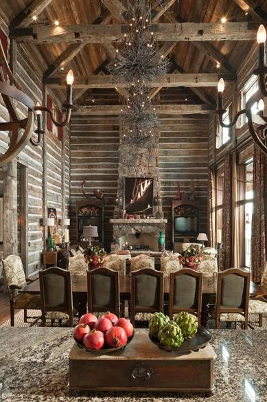 Decorating Your Log Home