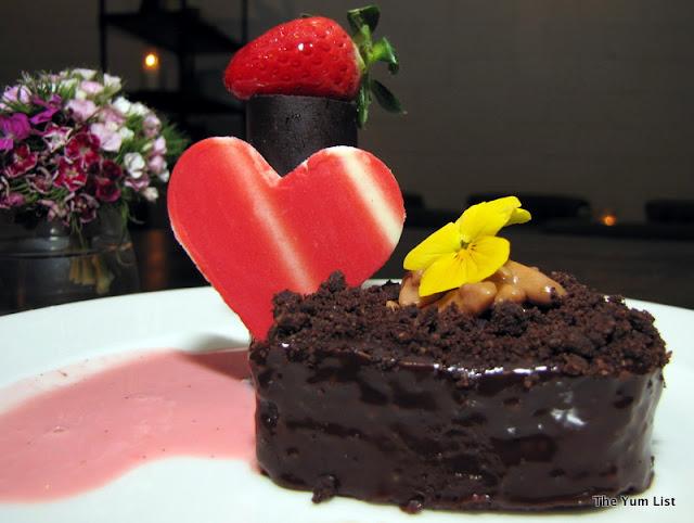 Acme Bar and Coffee, ABC, Troika, Valentine menu, spring, western, fusion