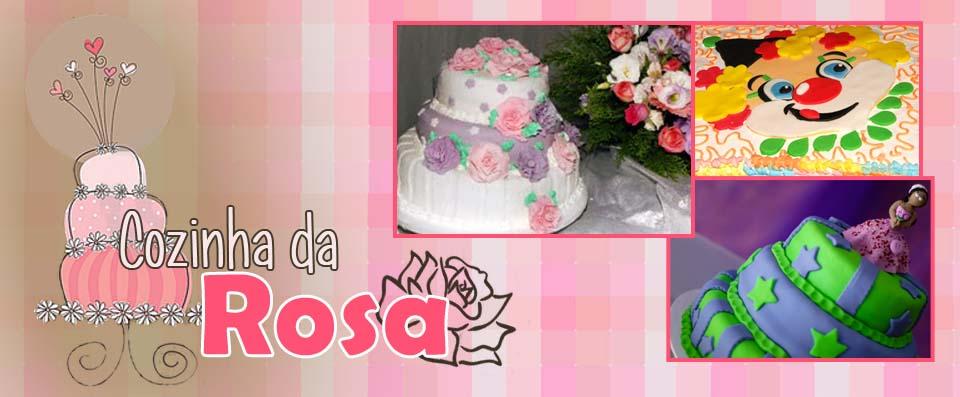 Cozinha da Rosa  *  ((Bolos , Doces e Salgados))