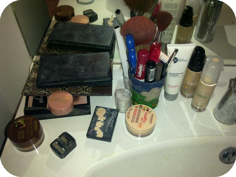 881 dans ma salle de bain - Nue dans salle de bain ...