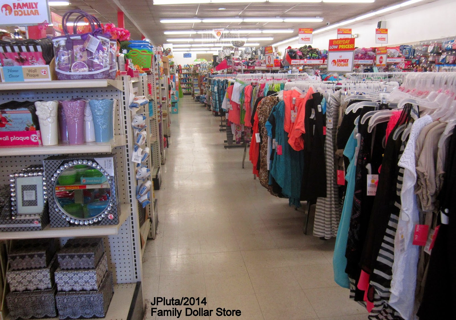 FAMILY DOLLAR STORE Covington Georgia Highway 278 NW Family Dollar Discount Store Newton County GA